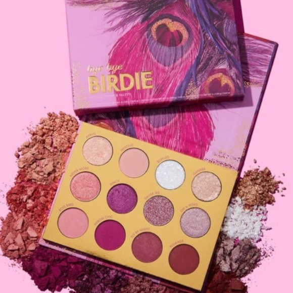 Colourpop Other - Colourpop Bye Bye Birdie Eyeshadow Palette
